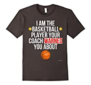 Funny BasketBall T Shirt Birthday BasketBall Gift