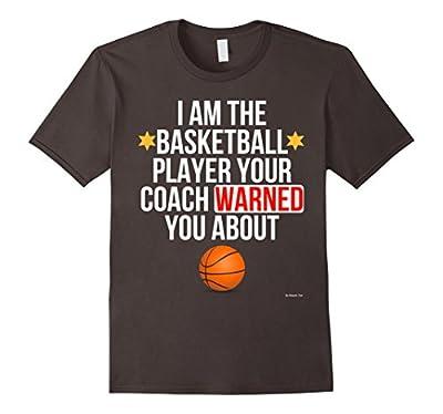 Funny BasketBall T Shirt Birthday BasketBall Gift