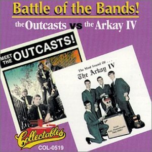 Meet The Outcasts/The Mod Sound Of The Arkay IV 1966-682 on1