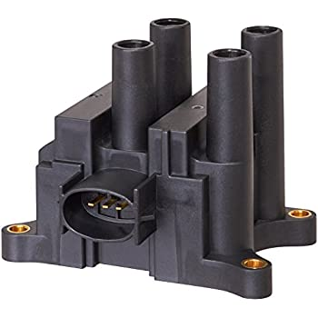 Henbrs Ignition Coil Replacement Coils Pack For Ford Mazda Fits C1341 FD497 FD501 DG506 DG474