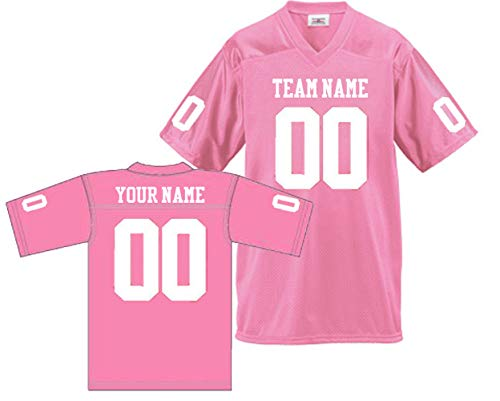 Custom Football Replica Team Jersey (Youth Small (8), ()