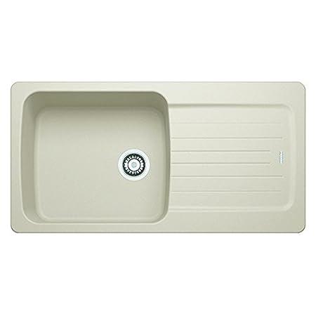 Franke Aveta 1.0 Bowl Cream Tectonite Reversible Kitchen Sink ...