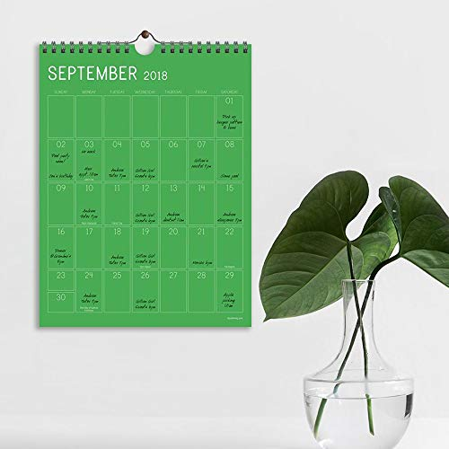 Calendars TF Publishing Multi-Colored Color Collection