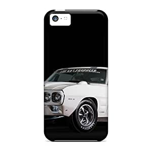 RUS20139ZtzT Phone Cases With Fashionable Look For Iphone 5c - Pontiac Firebird Trans Am '1969