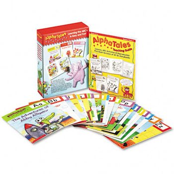 Scholastic AlphaTales BOOK,ALPHATALES (Pack of2)