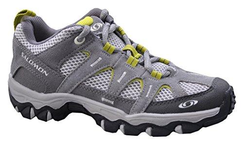 Salomon, Sneaker donna grigio Grey
