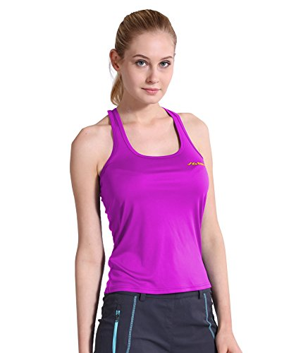 Summit Glory Women's Workout Quick Dry Yoga Fitness Racerback Tank Top PXXL For Sale
