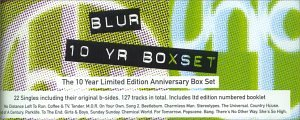 10 Year Anniversary Box Set by Food