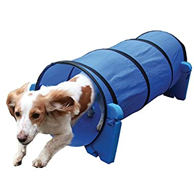 Agility Tunnel - Dog play & exercise toy