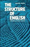 The Structure of English, Richard Newby and Michael Newby, 0521349966