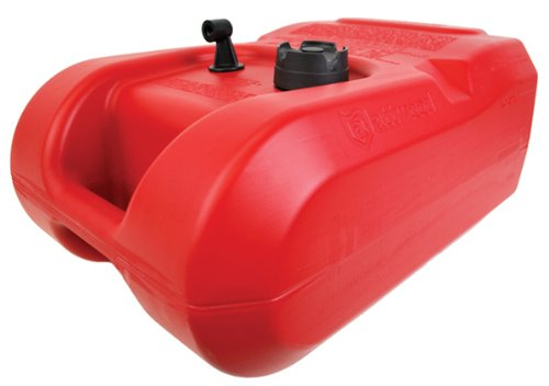 Portable Fuel Tank - 6 Gallon Capacity - Attwood 8806LP2