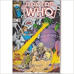 Amazon Doctor Who Comic Book The Tides Of Time Part Seven
