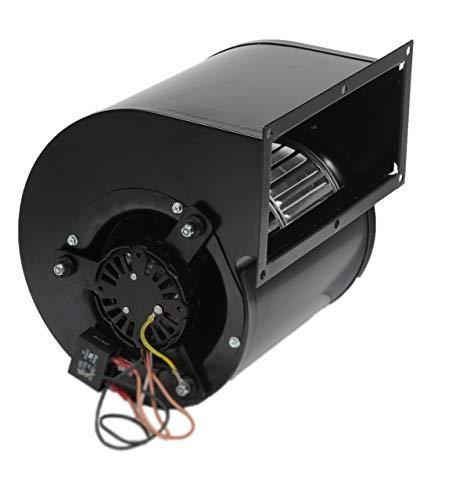 - Rectangular Permanent Split Capacitor Blower | Replaces: Dayton 1TDR9, 4C264, 4C448 and Fasco B45267, 7063-5176