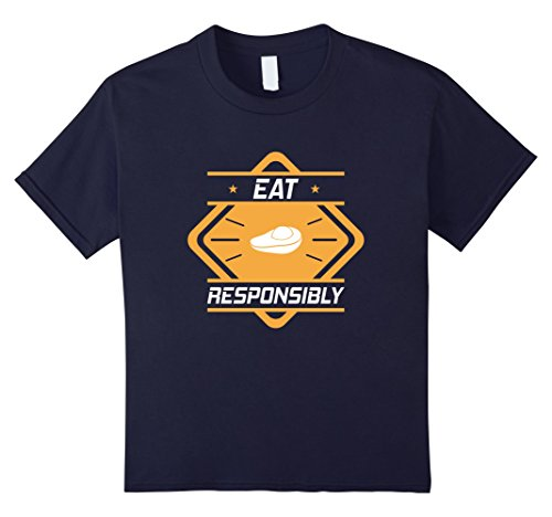 Kids Eat Avocado Responsibly Junk Food Addict T-Shirt 12 - Addict Food Junk