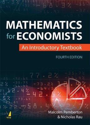 Mathematics for Economists, 4/e [Paperback] [Jan 01, 2017]