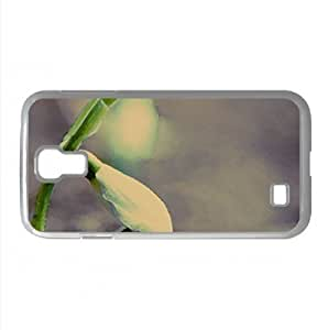 Ghiocel Watercolor style Cover Samsung Galaxy S4 I9500 Case (Flowers Watercolor style Cover Samsung Galaxy S4 I9500 Case)