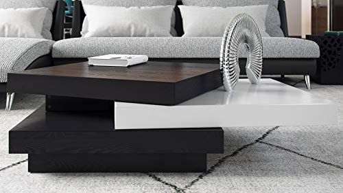 Floyd Black and White Coffee Table