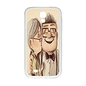 Carl and Ellie Cell Phone Case for Samsung Galaxy S4