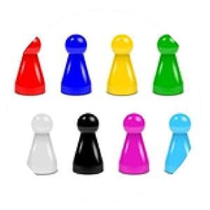 alfombrilla de ratón Spielfigur II - ronda - 20cm