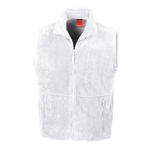 Polartherm Blanc TM Blanc Hombre Chaleco para Bodywarmer Result ZfqdwZ