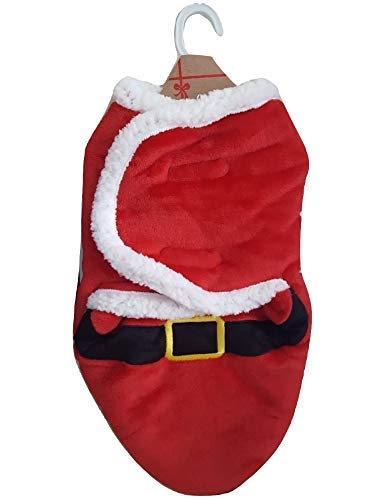 - First Gift Sherpa Lined Santa Baby Swaddle
