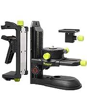 Huepar laser level B03CG with Adjustable Pivoting Base PV10+