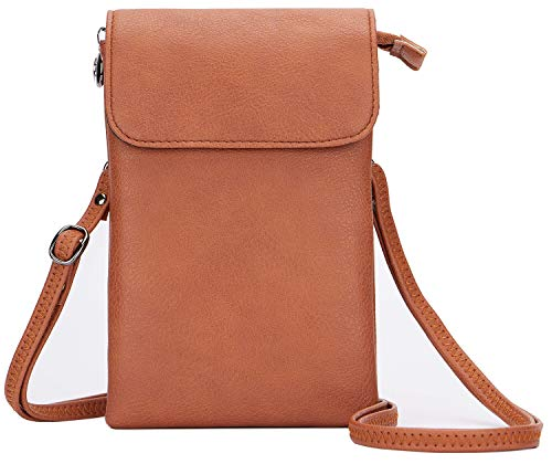 Small Anti Theft Crossbody Bag Cell Phone Purse Wallet For Women