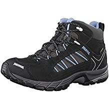 Meindl womens Journey Lady Mid GTX anthracite/azure