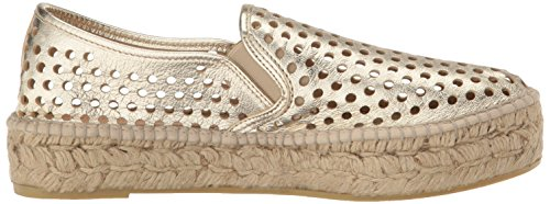 Gold Randall Loeffler Light Rowan Women's Flat Perforated Goat Ballet z84qpnO8w