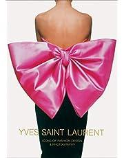 Yves Saint Laurent: Icons of Fashion Design & Photography