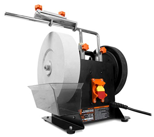 WEN BG9910 10-Inch Variable-Torque Water Cooled Wet and Dry Sharpening System by WEN (Image #2)