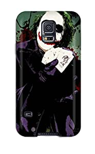 Fashion Protective The Joker Case Cover For Galaxy S5