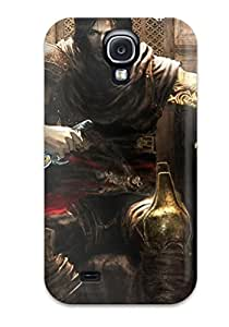 Durable Defender Case For Galaxy S4 Tpu Cover( Prince Of Persia The Two Thrones )