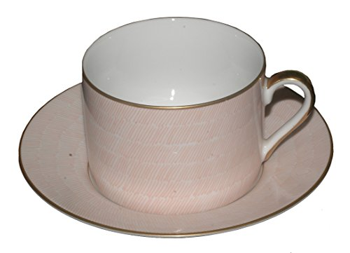 fitz-and-floyd-adobe-peach-cup-saucer