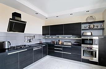 Akpo nero eco inox 60 cm kamin dunstabzugshaube küche