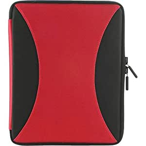 M-Edge PD2-Z1-C-R Latitude Jacket for iPad 2 - Red