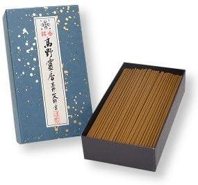 Incense Meiko Takano of Koyasan Reiko 5 cun 13cm large box