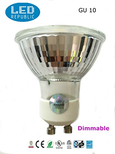 Republic Dimmable Equivalent Daylight certified