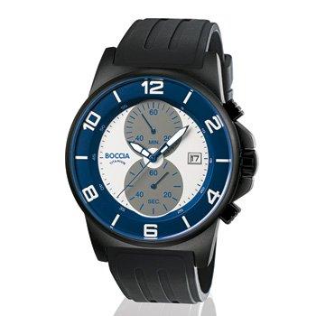 3777-16 Boccia Titanium Watch