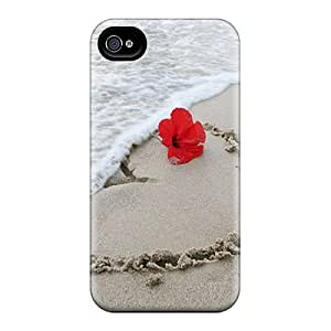 Dana Lindsey Mendez Case Cover Protector Specially Made For Iphone 4/4s Washed Away