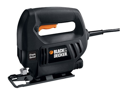 Black Decker 7552 Handle Jigsaw