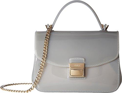 Furla Women's Candy Sugar Mini Cross Body Bag, Nebbia, One Size