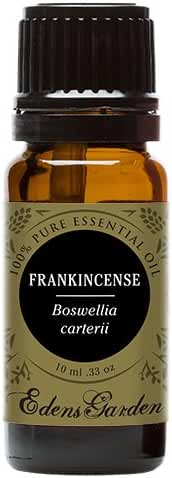 Frankincense (Boswellia carterii) 100% Pure Therapeutic Grade Essential Oil by Edens Garden- 10 ml