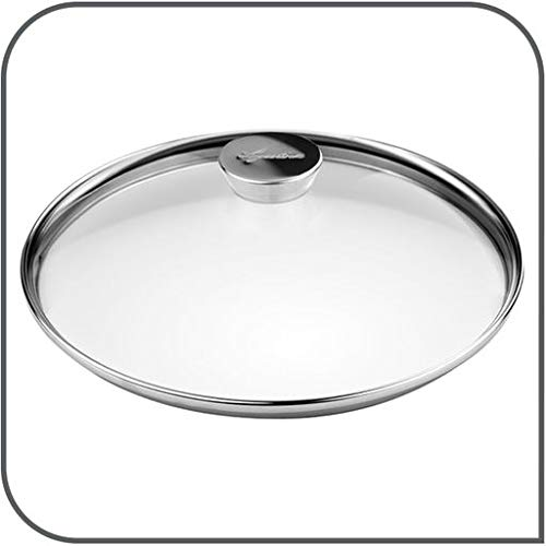 Lagostina Salvaspazio 012136060126 Glass Lid 26 cm