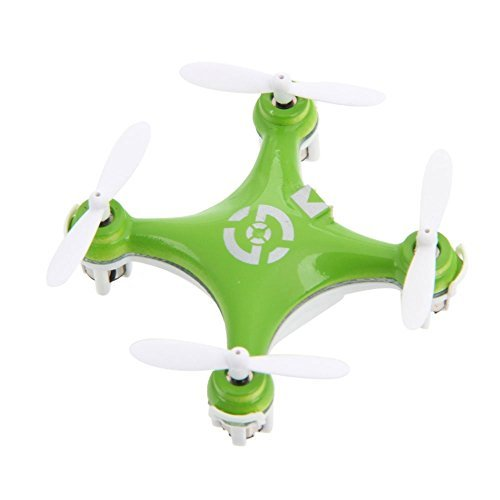 Cheerson CX-10 Mini 29mm Diameter 4CH 2.4GHz 6 Axis Gyro...