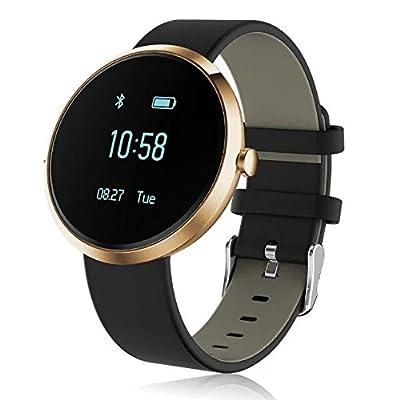 Smart blood pressure watch