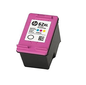 Original HP 62 X L Cartucho de tinta de color (C2P07AE ...