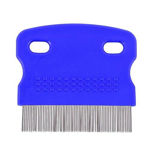Topbeu-2PCS-Pet-Dog-Cat-Flea-Combs-Fine-Teeth-Grooming-Tool