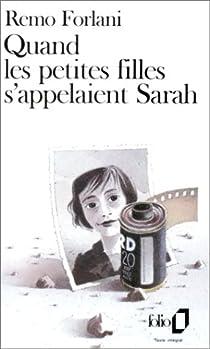 Quand les petites filles s'appelaient Sarah par Forlani