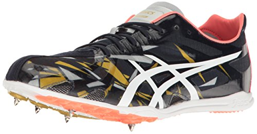 ASICS Gunlap Track Shoe - Dark Navy/White/Vermillion - 9....